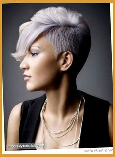 Short Shaved Hairstyles 45 superchic shaved hairstyles for women in 2016 26 Cute Short Haircuts That Arent Pixies Bobs Shaved Hair Designs And Design