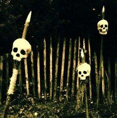 Halloween voodoo