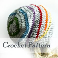 Hey, I found this really awesome Etsy listing at https://www.etsy.com/listing/180169207/instant-download-crochet-pattern-slouchy