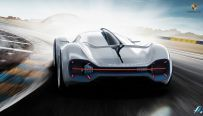 Electric Le Mans concept rendering by Gilsung Park