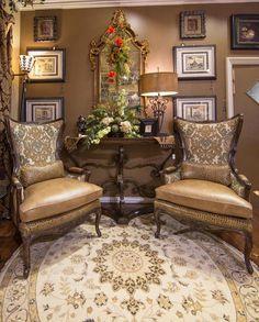 Tuscan design – Mediterranean Home Decor Foyer Decorating, Tuscan Decorating, Decorating Ideas, Tuscan Design, Tuscan Style, Interior Design Living Room, Living Room Decor, Dining Room, Tuscan Living Rooms