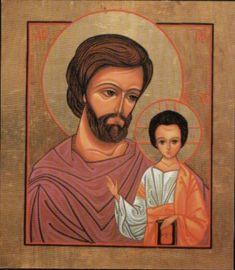 Ikona 'Idźcie do Józefa' (Rdz 41, 55)