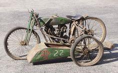 Niezwykle rzadki Harley odnaleziony w Australii trafił na aukcję. Ile zapłacono za to cudo? – inforiders.pl