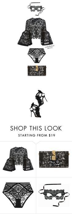 """!!!"" by maria-laura-correa-da-silva ❤ liked on Polyvore featuring Carolina Herrera, Dolce&Gabbana, Calvin Klein Underwear and Dsquared2"