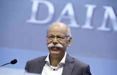 Daimler CEO says digital mapping consortium in expansion talks | Reuters | Boomerbook