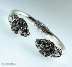 Esculpta: Exclusive male jewellery designs, men's jewellery and micro sculptures