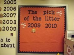 Image detail for -Re: Eskie/Dog Theme Set-up Outside My Classroom