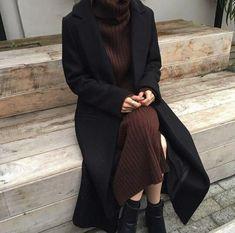 54 Ideas For Fashion Inspiration Minimalist Outfit Look Fashion, Trendy Fashion, Winter Fashion, Fashion Men, Korean Fashion Fall, Trendy Style, Modest Fashion, Hijab Fashion, Fashion Outfits
