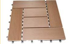 outdoor decking timber types