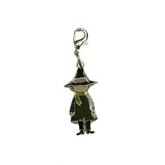 This lovely clip on Moomin charm will make a lovely gift for any occasion birthday, Christmas, anniversary or just to treat yourself. Comes with a lobster clasp. Size: approx 15 x 45 mm