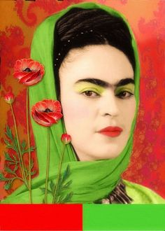 Frida Kahlo Artist known for her uncompromising depiction of the female experience. Fiercely loyal to Mexican culture & indigionous traditions