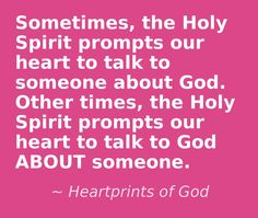 Heartprints of God