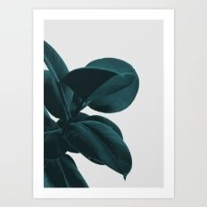 Art Print featuring Long Way Home by Hanna Kastl-Lungberg