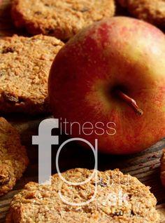 Paleo jablkovo-škoricové cookies