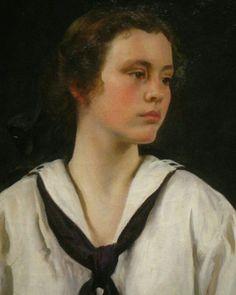 @ #Repost @romeldelatorre ・・・ Artist Romel De La Torre .  Joseph DeCamp, 1907 ❤ #artinspiration #painting #portrait #masterartist  #josephdecamp