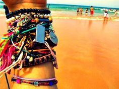 Love love love these bracelets for summer.