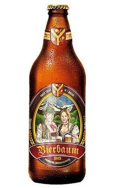 Cerveja Bierbaum Bock, estilo Traditional Bock, produzida por Cervejaria…