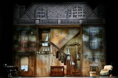 Mary Poppins - Set theatrical-designs