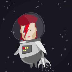 David Robert Jones, conhecido no mundo inteiro como David Bowie, estrela maior da cultura pop e do rock no século XX, perdeu a vida nesta madrugada, de 11 de janeiro de 2016. É um ano que começa mais pobre, mas sua memória e criações ficarão para sempre com aqueles que tiveram o privilégio de o ouvir. Aos 69 anos, 2 dias após ter celebrado seu aniversário com o lançamento de um novo álbum, Blackstar, Bowie deixa um legado difícil de igualar. E os artistas influenciados pela sua obra fizeram…