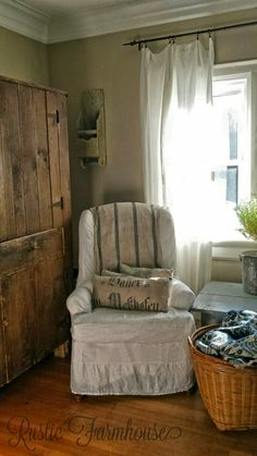 Rustic Farmhouse: Late Summer
