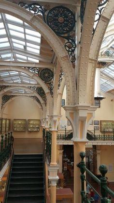 . Birmingham Museum, Mansions, House Styles, Home Decor, Decoration Home, Room Decor, Villas, Interior Design, Home Interiors