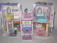 Fisher Price Sweet Streets Victorian House Family Playset Accessories | eBay