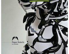 "Check out new work on my @Behance portfolio: ""Paper craft robot"" http://be.net/gallery/43542213/Paper-craft-robot"
