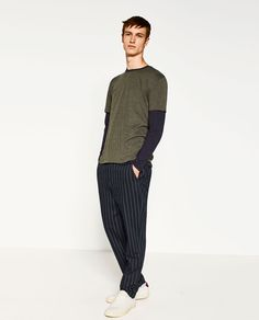 Image 2 of FINE KNIT SWEATER from Zara