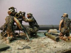 Military Dioramas (war on scale). - Page 51