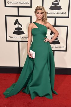 58th GRAMMY Awards Red Carpet (1 Of 2) - Tori Kelly - Tori Kelly arrives at the 58th Annual GRAMMY Awards on Feb. 15 in Los Angeles