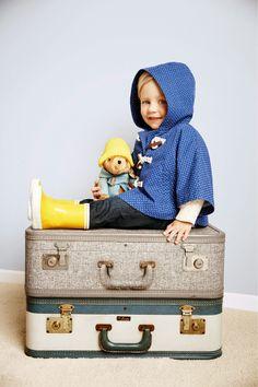 """La colección """"Paddington Bear"""" de Baby Gap"""