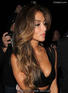 Nicole Scherzinger seen arriving at The Arts Club in Mayfair after recording down at the Itv Studios for Graham Norton Show #hair See more http://www.icelebz.com/events/nicole_scherzinger_seen_arriving_at_the_arts_club_in_mayfair_after_recording_down_at_the_itv_studios_for_graham_norton_show/
