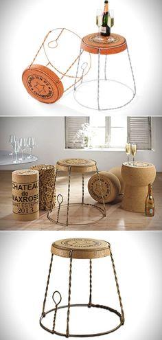 Surreal Champagne; designer: Michael Chiarello