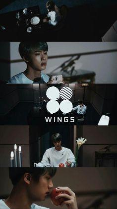 Jin | Wings wallpaper
