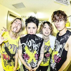 One ok rock Japanese rock band One Ok Rock, Music Is My Escape, Music For You, My Music, Love Band, Cool Bands, Trauma, Takahiro Moriuchi, Pop Punk