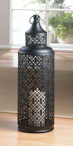 Medium Morocco Tower Lantern