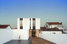 Jarego House in Cartaxo, Portugal / by CVDB arquitectos