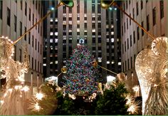 There's no place like NYC @ Christmas time!