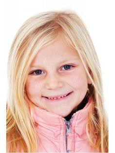 children's Straight Hair Styles