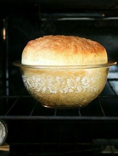 My Mothers Peasant Bread