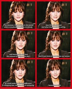 In case you didn't already know, Jennifer Lawrence is the bees knees
