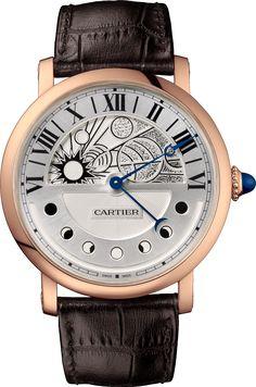 Cartier Rotonde de Cartier Day & Night Watch