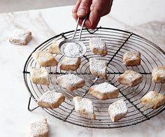 Gluten-free Ricciarelli Italian Almond Cookies