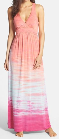 tie dye maxi dress  http://rstyle.me/n/gvsvzpdpe