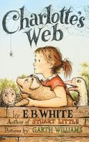 Encore -- Charlotte's web / E.B. pictures by Garth Williams ; watercolors of Garth Williams artwork by Rosemary Wells. This Is A Book, Up Book, I Love Books, Great Books, Books To Read, Charlotte's Web Book, Garth Williams, A Wrinkle In Time, Kindle Unlimited