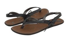 Sanuk – Kiss Tell (Black) – Footwear, $36.00.    Cute black strappysandalsto get you in the mood for spring!