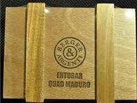 Berger & Argenti Entubar Quad Maduro Cigars  Price: $122.99