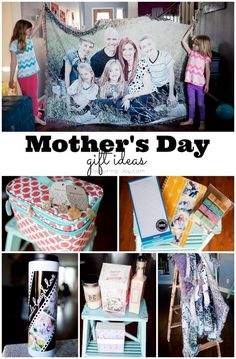 Mother's Day Gift Ideas on Capturing-Joy.com!