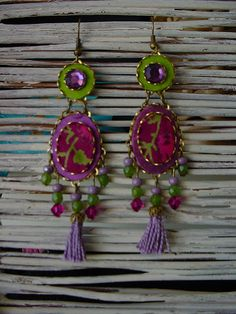 UNGU EARRINGS