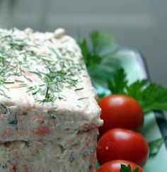 Julia Child's Salmon Mousse #sevenfishes